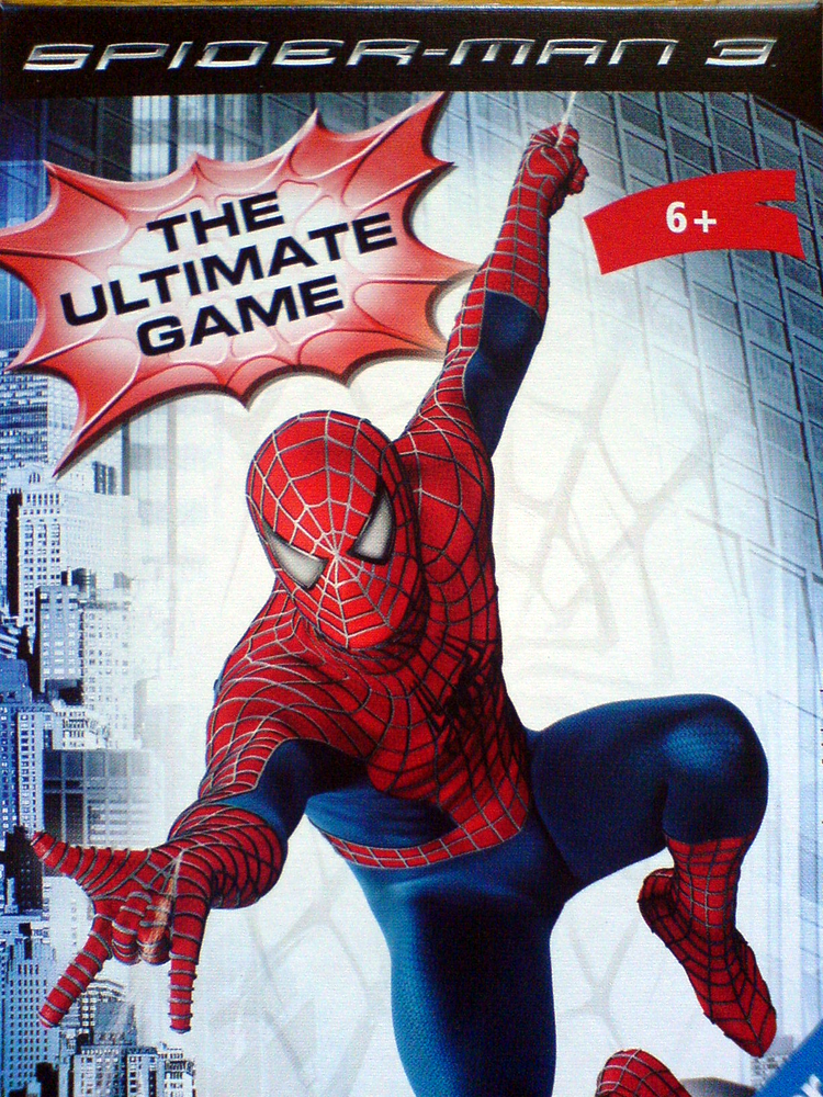 spider man 3 the ultimate game. Black Bedroom Furniture Sets. Home Design Ideas